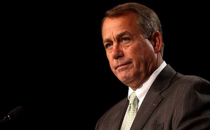 Boehner Could Block Farm Bill