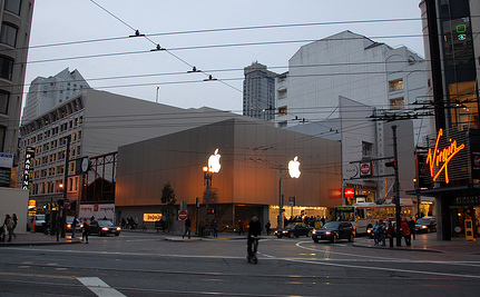 Why Apple Lost San Francisco's Heart: City To Stop Buying Macs