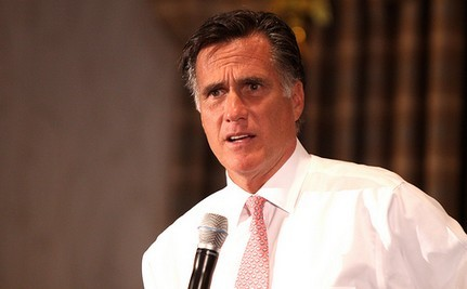 Romney Met With Boos at NAACP Convention