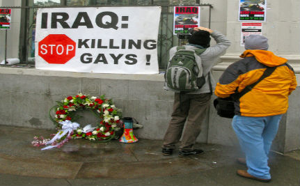 The Netherlands Welcomes Gay Iraqis