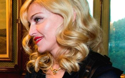 Madonna Sued by France's National Front Party
