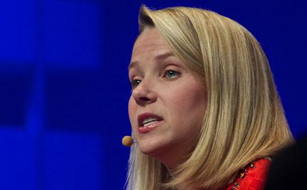 Google's Marissa Mayer Becomes New Yahoo CEO