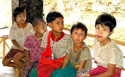 Child Trafficking Fears for Myanmar