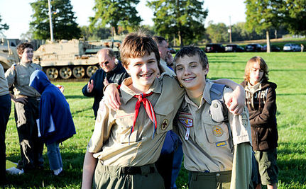 Boy Scouts of America: After Careful Consideration, Still Discriminating Against Gays