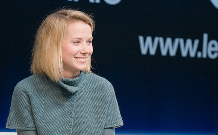 Marissa Mayer Becomes First Ever Pregnant CEO Of Fortune 500 Company