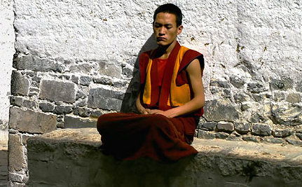 Young Tibetan Monk Self-Immolates in Protest