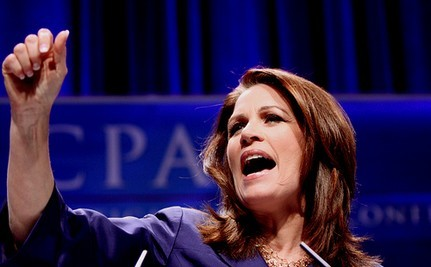 Bachmann Attacked Over Anti-Muslim Witch Hunt