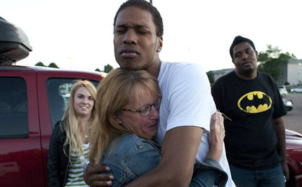 Scenes from Aurora Massacre (Slideshow)