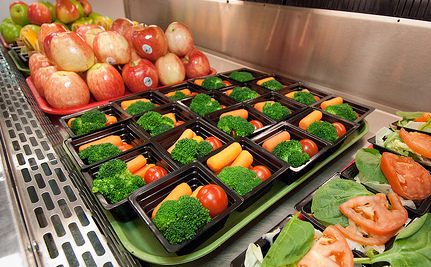 Could New School Lunch Rules Mean More Food In the Trash?