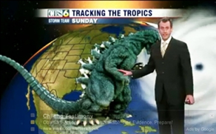The Godzilla In The Room: Climate Change (Video)