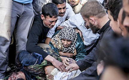 Over 19,000 Killed in Syria