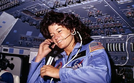 Sally Ride, First American Woman in Space, Dies at 61