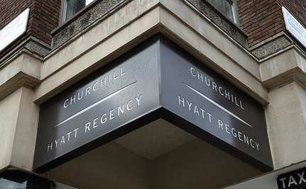 Hyatt Boycott Goes Global