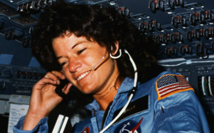Sally Ride: One (Former) Little Girl's Memories