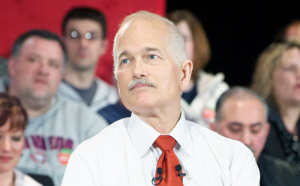Jack Layton Legacy Lives On: Hope and Optimism in Politics