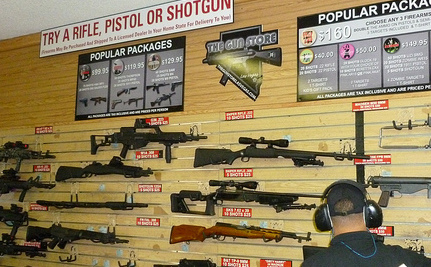 Gun Sales Up in US After Aurora Massacre