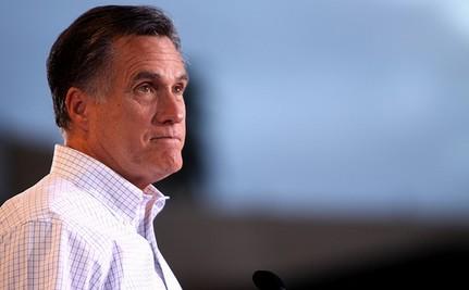 London Falling: Romney Mocked By Brits