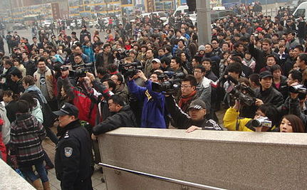 Violent Pollution Protesters Halt Pipeline Project in China