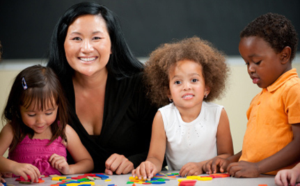 More Than Half Of US Kids Do Not Attend Preschool