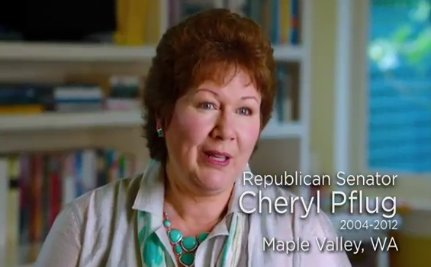 Republican Stars in Washington Marriage Equality Ad