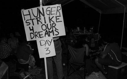 LGBT Groups Declare 100 Days of Hunger Strikes