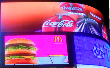 McDonald's and Coca-Cola as Olympics Sponsors?