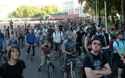 182 Cyclists Arrested for Maybe Protesting the Olympics