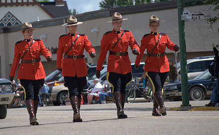 Hundreds Come Forward With Harassment Claims Against Mounties