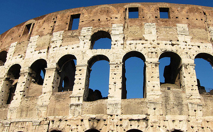 Eurocrisis: The Colosseum Is Tilting