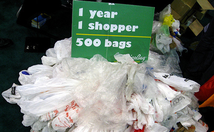 English Supermarkets To Start Charging For Plastic Bags?