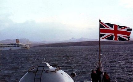 British Ships Banned from Buenos Aires, Falklands Legacy Continues