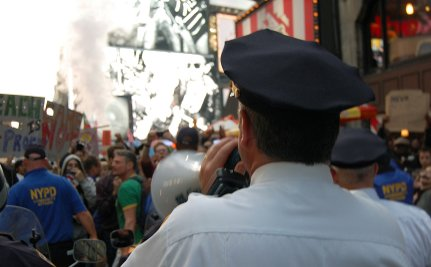 NYPD Violated Human Rights of Occupy Protesters, Study Shows