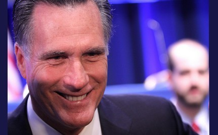 Romney Blowing Smoke About Wind Power: Now He's For It, Now He's Not