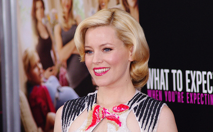 Elizabeth Banks Defends Planned Parenthood & Obama
