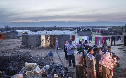 Over 150,000 Refugees Flee Syria
