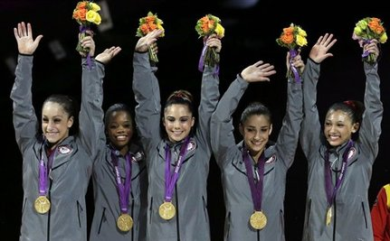 Fox News Doesn't Think Olympic Gold Medalist Gabby Douglas Is Patriotic Enough