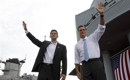 BREAKING: Romney Picks His VP – Destroyer of Medicare, Paul Ryan