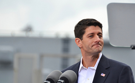 """""""Not Afraid to Wield a Chainsaw"""": Europe on Ryan as VP Candidate"""