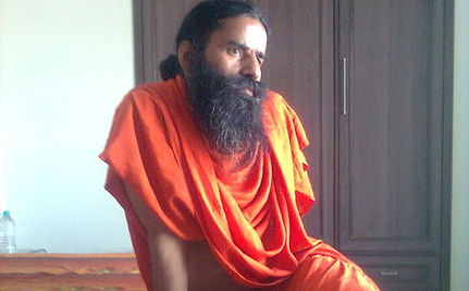 Yoga Guru and Anti-Corruption Leader Detained in India
