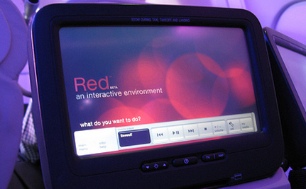Registering To Vote At 38,000 Feet – Thank you, Virgin America