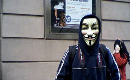 Anonymous Declares War on Ugandan Government Over LGBT Rights