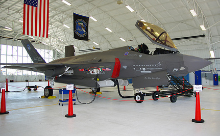 Opposition Tries To Get To Truth Of F-35 Jets' Costs