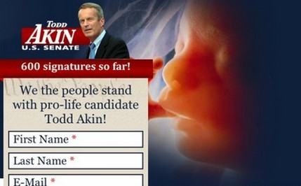 Akin Stays In Despite GOP Pressure