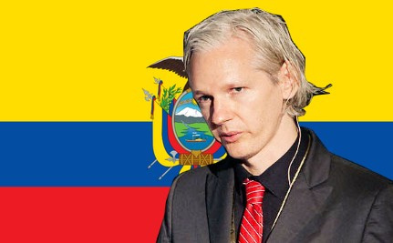 Dispatches From The War On Women: Assange, Ecuador and Rape Culture