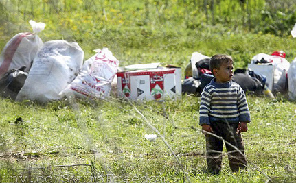 Syrian Refugee Numbers Swell to 200,000