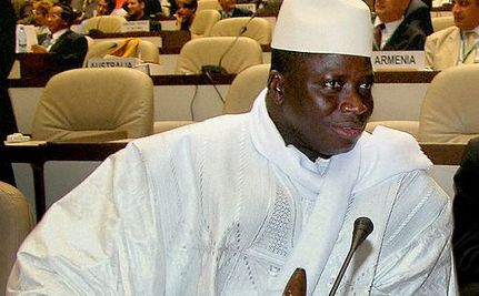 All Death Row Prisoners to be Executed Within a Month, Says Gambian President