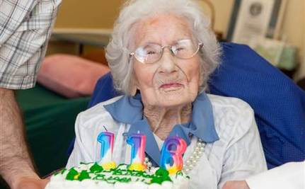 World's Oldest Woman Turns 116 (Video)