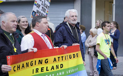 'Gays Are Deviants' Politician Quits Party