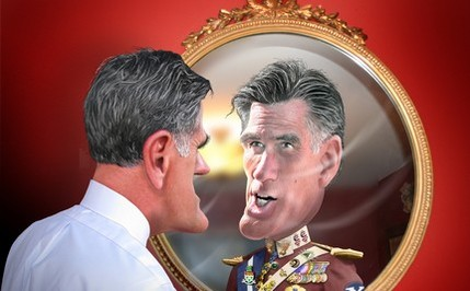 Romney Camp: We'll Continue Lying, Because It's Working