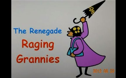 """Legitimate Rape"" Is Great Birth Control: Raging Grannies Respond to Akin in Song (Video)"